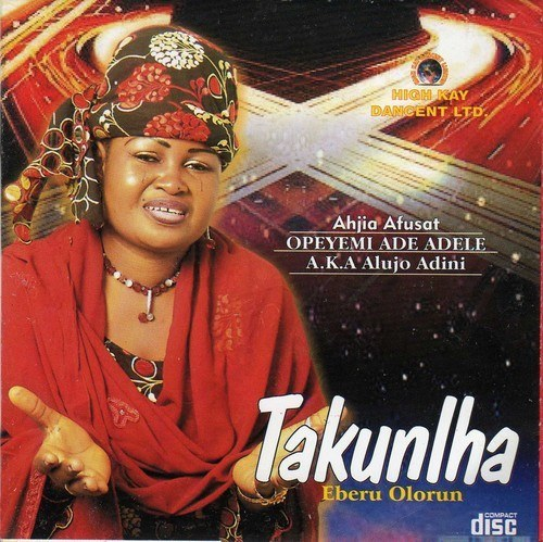 Music CD, - Afusat Adele - Tahunla - CD