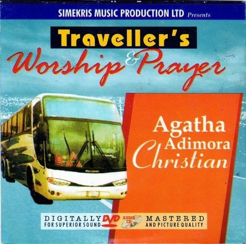 Agatha Christian - Traveller's Worship - CD