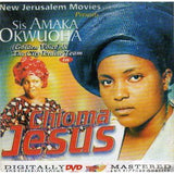 Amaka Okwuoha - Chioma Jesus - Video CD - African Music Buy