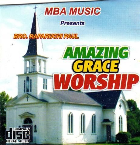 Amazing Grace Worship - Audio CD - African Music Buy