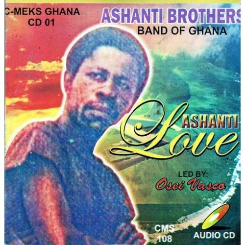 Music CD, - Ashanti Brother - Ashanti Love - CD