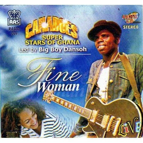 Music CD, - Canadoes Stars - Fine Woman - Audio CD