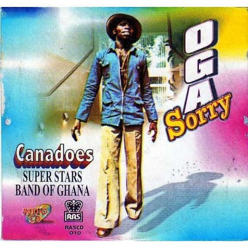 Canadoes Stars - Oga Sorry - CD