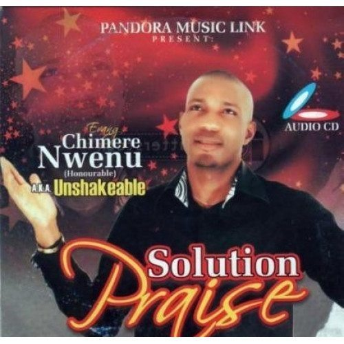 Music CD, - Chimere Nwenu - Solution Praise - CD