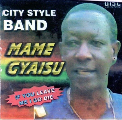 City Style Band - If You Leave Me - CD