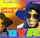 Music CD, - City Style Band - Oya - Audio CD