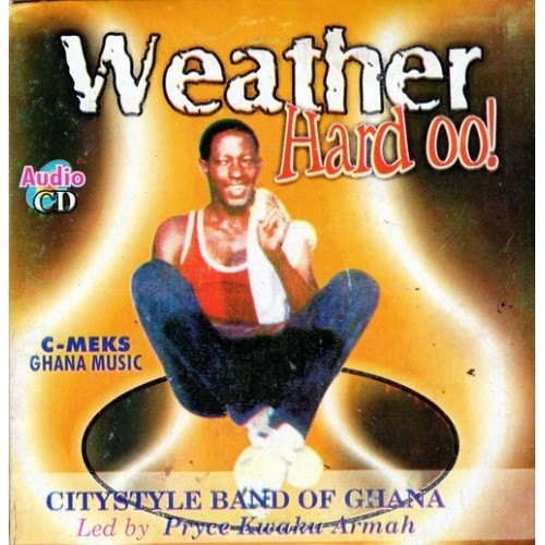 City Style Band - Weather Hard O - CD