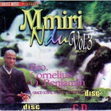Music CD, - Cornelius Benjamin - Mmiri Ndu Vol 3 - Audio CD