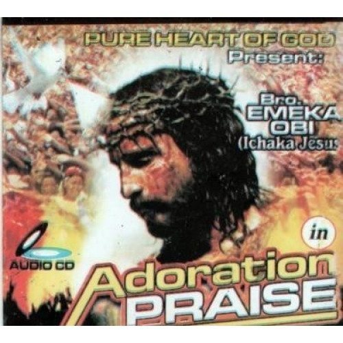 Music CD, - Emeka Obi - Adoration Praise - CD