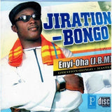 Music CD, - Enyi Oha - Jiration Bongo - Audio CD