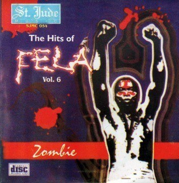 Fela Kuti - Hits Of Fela Vol 6 - CD - African Music Buy