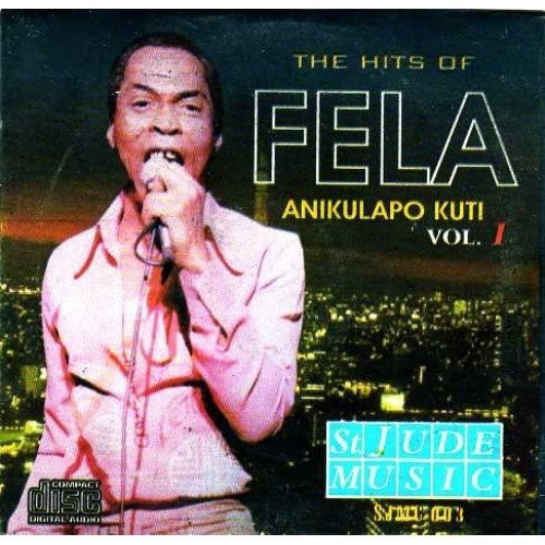 Fela  - The Hits Of Fela Vol 1 - CD