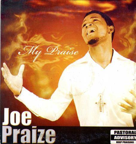 Joe Praize - My Praise - Audio CD