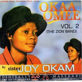 Music CD, - Joy Okam - Okaa Omee Vol.2 - Audio CD