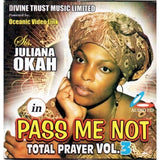 Music CD, - Juliana Okah -  Total Prayer Vol 3 - Audio CD