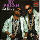 Music CD, - Kc Presh - Get Ready - CD