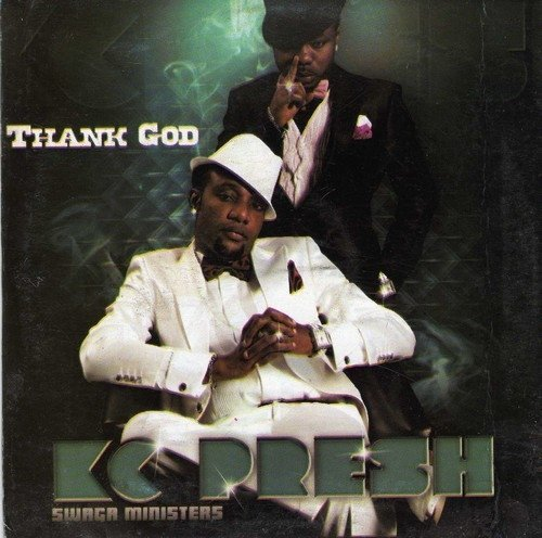 Music CD, - KC Presh - Thank God - CD