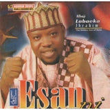 Music CD, - Labaeka Ibrahim - Esan Ni - CD