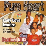 Music CD, - Lady Iwueze - Destined Kids - Pure Heart - CD