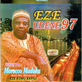 Music CD, - Morocco Maduka - Eze Udene 97 - CD