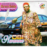 Music CD, - Morocco Maduka - Obi Nwanne - Audio CD