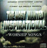 Music CD, - Most Wanted Inspirational Worship Songs - CD