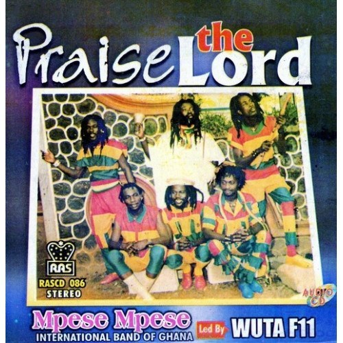 Mpese Mpese - Praise The Lord - CD