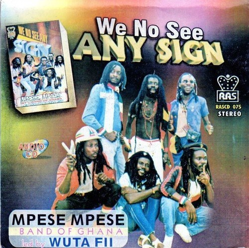 Mpese Mpese - We No See Any Sign - CD