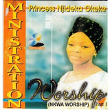 Music CD, - Njideka Okeke - Ministration Worship 1 - CD