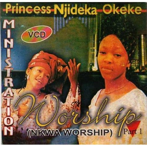 Njideka Okeke - Ministration Worship 1 - Video CD