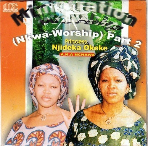 Njideka Okeke - Ministration Worship 2 - CD - African Music Buy