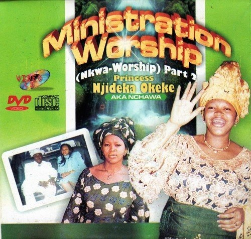 Njideka Okeke - Ministration Worship 2 - Video CD