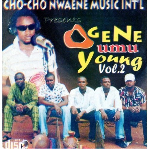 Ogene Umu Young Vol 2 - Audio CD