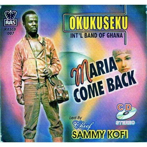 Music CD, - Okukuseku - Maria Come Back - CD