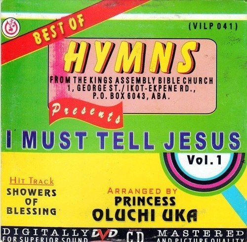Oluchi Uka - Best Of Hymns Vol.1 - Audio CD - African Music Buy