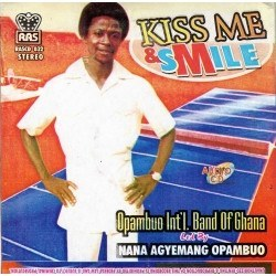 Music CD, - Opambuo Band - Kiss Me & Smile - CD