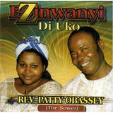 Patty Obassey - Ezinwanyi Di Uko - CD - African Music Buy