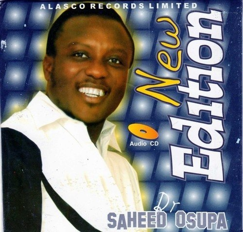 Music CD, - Saheed Osupa - New Edition - Audio CD