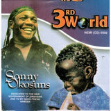 Sonny Okosuns - 3rd World - Audio CD - African Music Buy