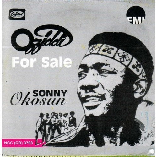 Sonny Okosuns - Ozziddi For Sale - CD - African Music Buy
