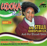 Music CD, - Stella Godsplan Eze - Udoka - Audio CD