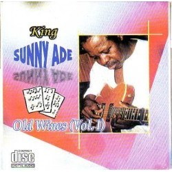 Sunny Ade - Old Wines Vol.1 - CD - African Music Buy