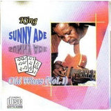 Music CD, - Sunny Ade - Old Wines Vol.1 - CD
