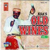 Sunny Ade - Old Wines Vol.2 - CD - African Music Buy
