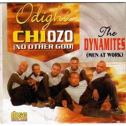 Music CD, - The Dynamites - Odighi Chiozo - CD