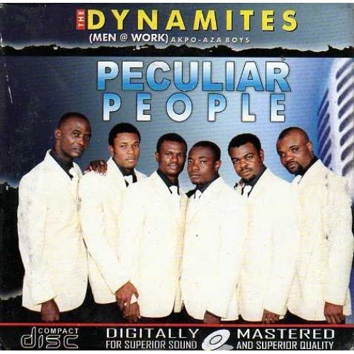 Music CD, - The Dynamites - Peculiar People - Audio CD