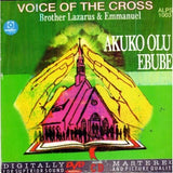 Music CD, - Voice Of The Cross - Akuko Olu Ebube - CD