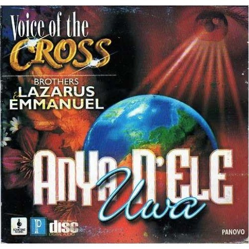 Music CD, - Voice Of The Cross - Anya Nele Uwa - CD