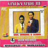 Music CD, - Voice Of The Cross - Gini Ka Madu Bu - CD