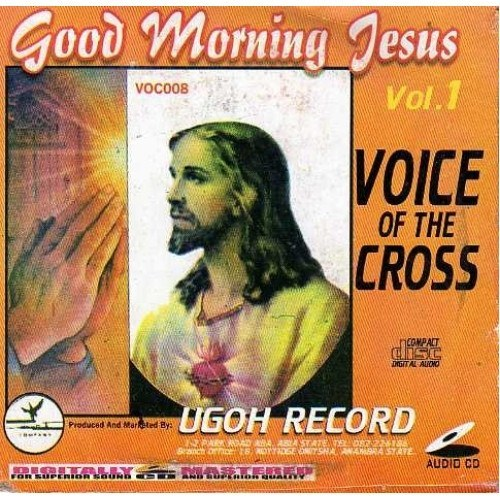 Music CD, - Voice Of The Cross - Good Morning Jesus 1 - CD